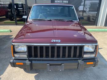 1987 Jeep XJ Cherokee #122571