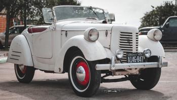1939 Bantam Roadster V8 #125260
