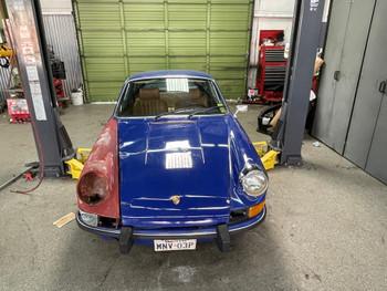 1973 Porsche 911T #103148