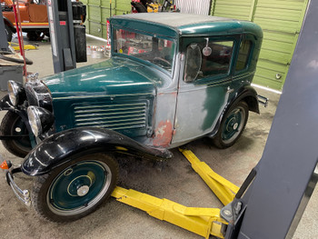 1931 American Austin Coupe #34719A