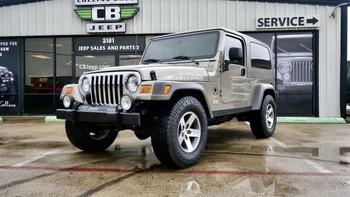 SOLD 2005 Jeep Wrangler TJ Unlimited (LJ) Rubicon - Sahara Edition #352355