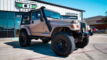 1999 Jeep Wrangler TJ Sahara #496438