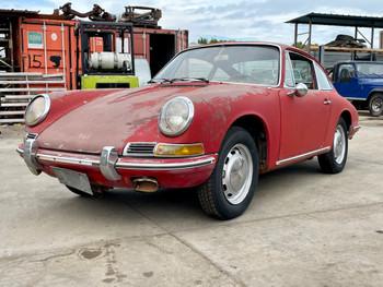 1966 Porsche 912 Coupe #455634