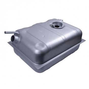 "'76-'77 CJ 15 gal Steel Gas Tank (2"" Inlet)"
