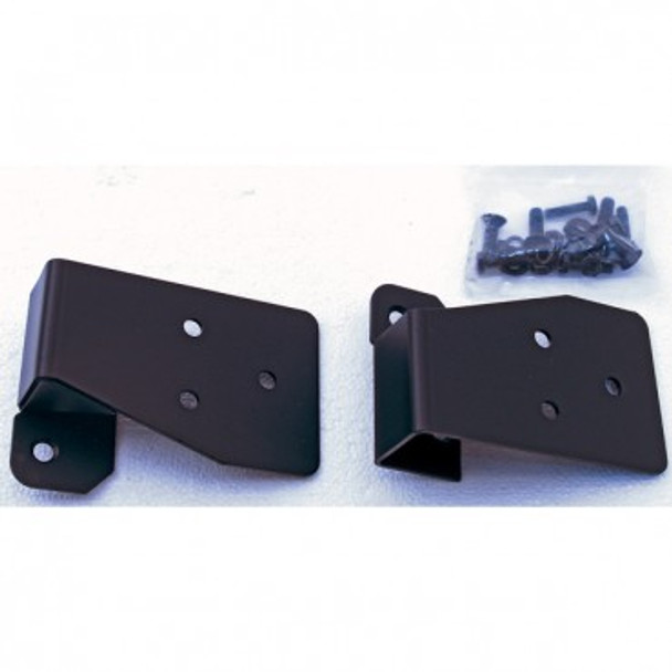 '03-'06 TJ Black Mirror Relocation Bracket Kit