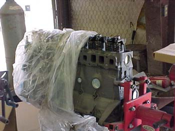 '97-'06 TJ Reman 4.0L 6-cyl Long Block Motor
