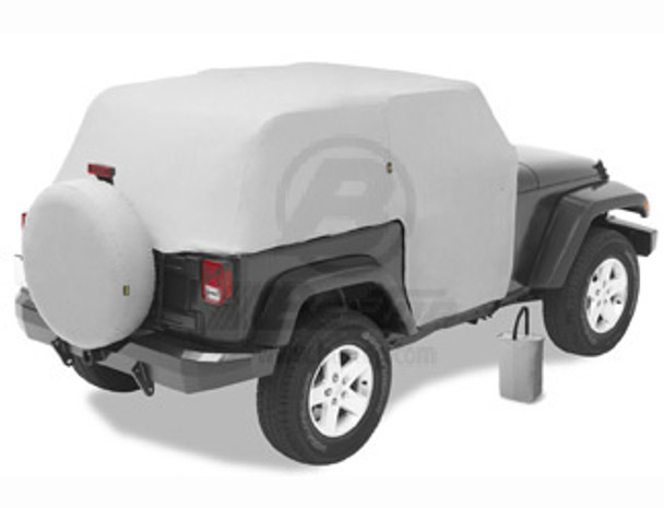 '07-Current JK 2dr All-Weather Trail Cover