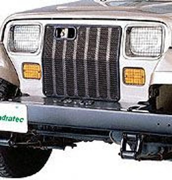 '87-'95 YJ Grill Screen (Aluminum)