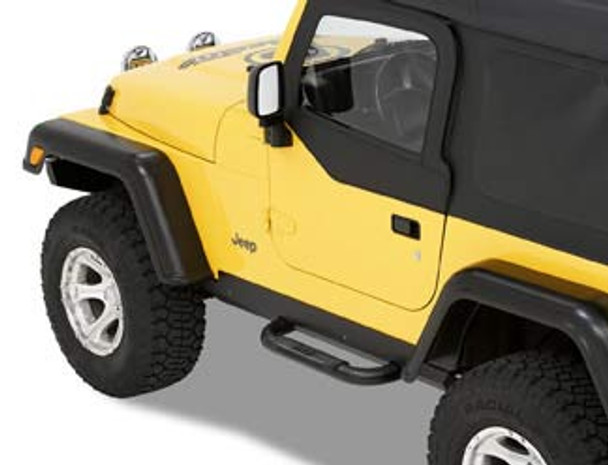 '04-'06 HighRock 4X4™ Slider Step for Jeep Wrangler Unlimited