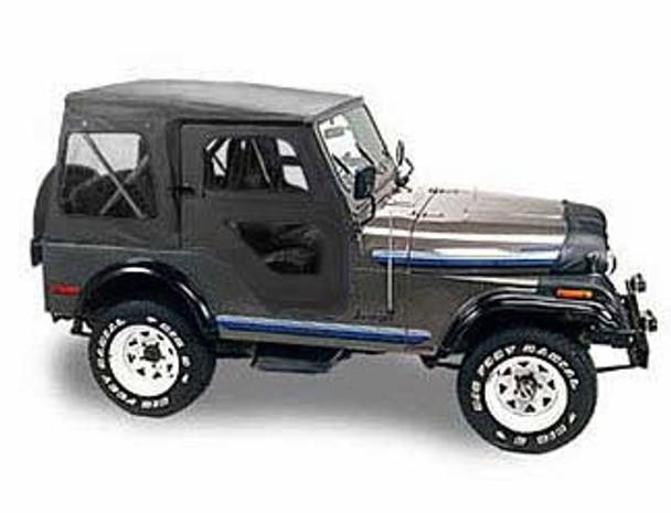 '76-'83 CJ5 Replace-a-Top w/door skins