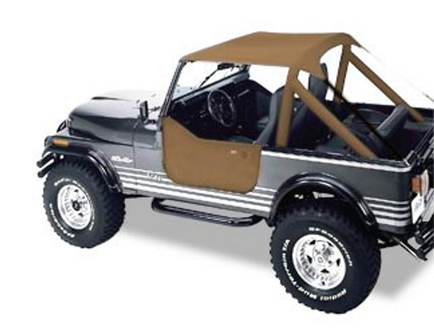 '76-'91 CJ/YJ Traditional Bikini Top