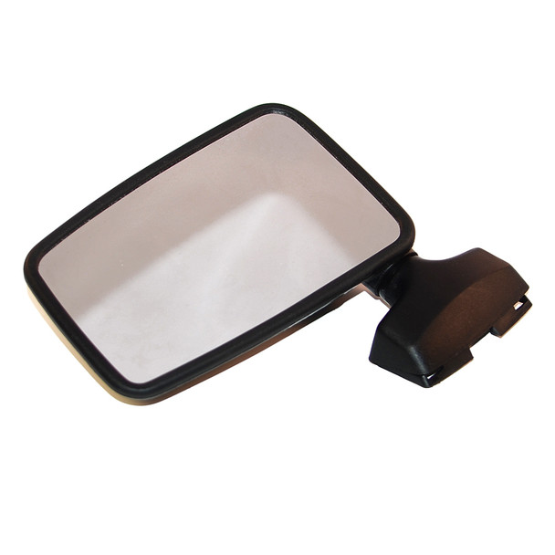 '87-'95 YJ Driver's Hard Door Mirror with Cover