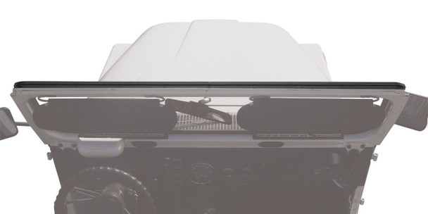 '76-'95 CJ/YJ Windshield Channel