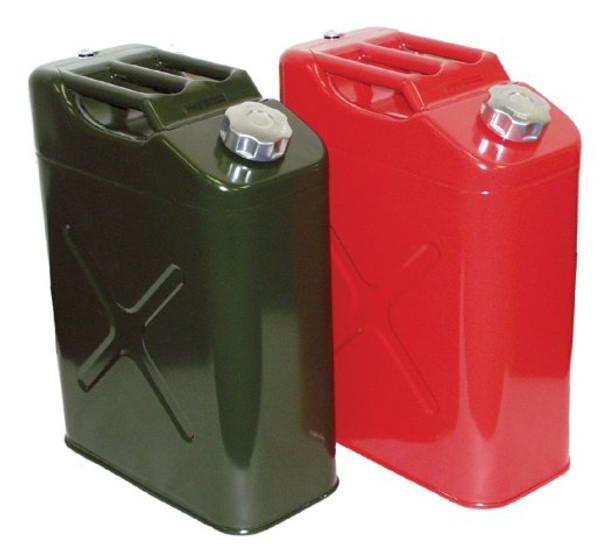 5-Gallon Gerry Can (Green)