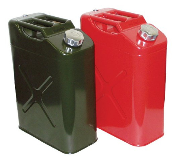 5-Gallon Gerry Can (Red)