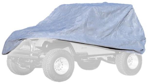 '04-Current LJ/JKU 3-Layer Full Car Cover