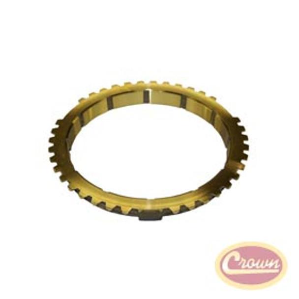 '00-'04 TJ NV3550 2nd Gear Synchro Ring