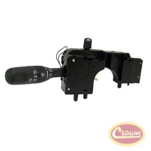 '01-'06 TJ Multifunction Switch w/o Driving Lights