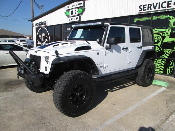 All White Jeep Wrangler >> Sold 2018 Jeep Wrangler Sahara Unlimited White Stock 873254