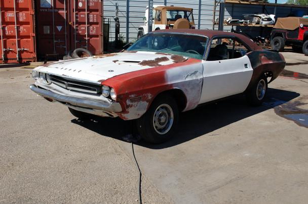 1970 Dodge Challenger Stock# 307206