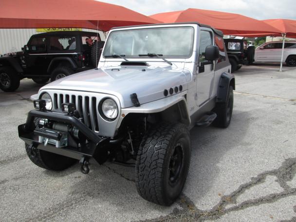 2005 Jeep Wrangler LJ custom Stock# 324606