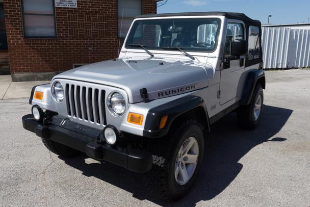 2003 Jeep Wrangler TJ Rubicon Stock# 337990