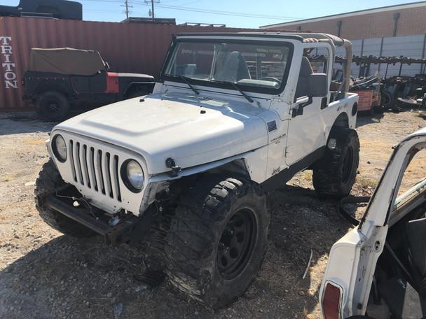 2000 White TJ (Stock #721988)