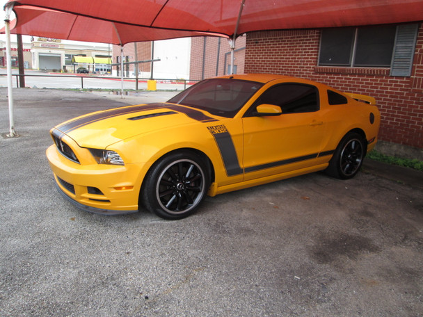 2013 Ford Mustang Boss 302 Edition Stock# 209112