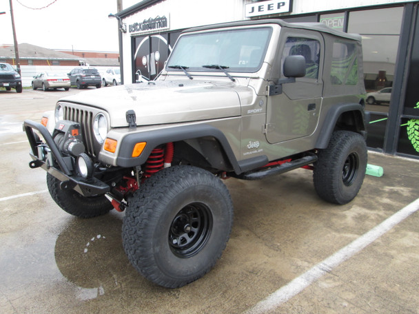 2004 Jeep TJ Sport Edition 1-owner low miles Stock# 739703