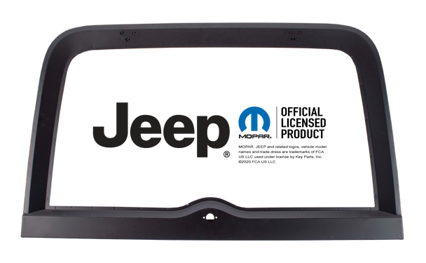 76-86 Jeep CJ7 Steel Hatch for Removable Hardtop (0479-401)