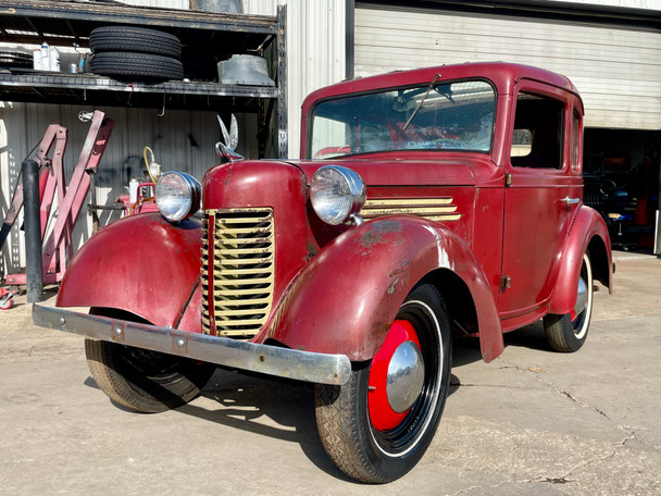 1939 Bantam Deluxe Coupe #62610