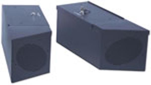 '92-'95 YJ Rear Speaker & Storage Lockbox (pair)