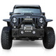 '07-Current JK Stage III Front Recovery Bumper
