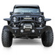 '07 Current JK Stage II Front Recovery Bumper