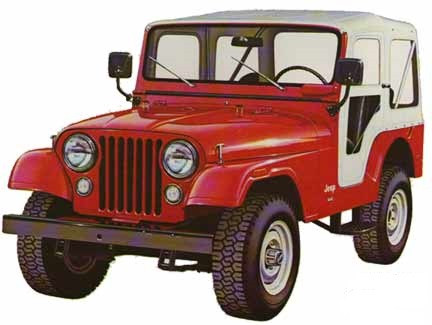 Jeep Grand Wagoneer For Sale >> 76-83 CJ5 White Denim Replace-A-Top