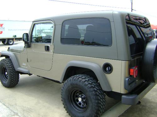 39 04 39 06 wrangler lj unlimited collins bros jeep. Black Bedroom Furniture Sets. Home Design Ideas
