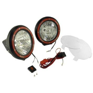 Fantastic 5 Round Hid Off Road Lights W Wiring Harness Cbjeep Wiring Digital Resources Instshebarightsorg