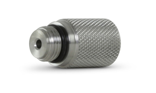 """Accustream DiaLine abrasive inlet connector, 3/16"""". Use with single-inlet and dual-inlet cutting head assemblies."""