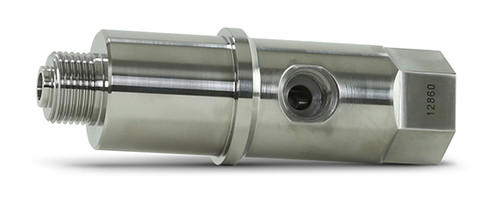 Accustream replacement part suitable for Flow® cutting head. DiaLine Nozzle Body, Clamp, 4.275 inches.