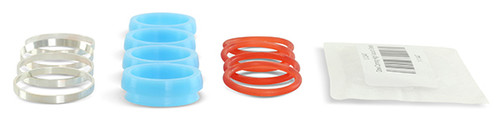 Replacement part suitable for Flow® and WSI®. Seal repair kit without backups. Kit includes hoops and seals.