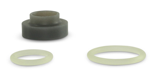 Replacement part suitable for OMAX®. Dynamic seal assembly, includes O-rings. Replaces OMAX® part # 302950.