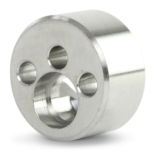 Replacement part suitable for OMAX®. Check valve retainer, cylinder-side. Replaces OMAX® part # 300731.