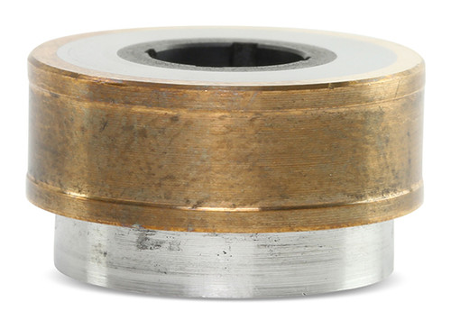 AccuStream replacement part suitable for OMAX®. Brass backup ring assembly. Replaces part # 302244.