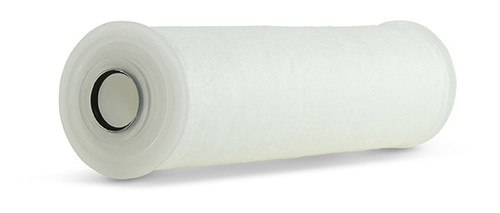 """Replacement part suitable for OMAX®. Water filter cartridge, 1.00 micron, 10"""". Replaces OMAX® part # 202533."""