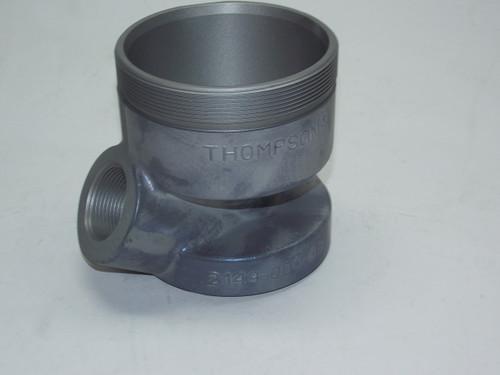 Cylinder, Thompson 1 Valve, Schmidt - Part # 2149-000-09