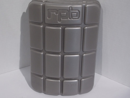 Knee pad replacements for RPB blast suit. Part # NV07-761.