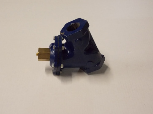 "1-1/2"" Schmidt Auto Air Valve for sandblasting equipment. - Part # 2123-108"