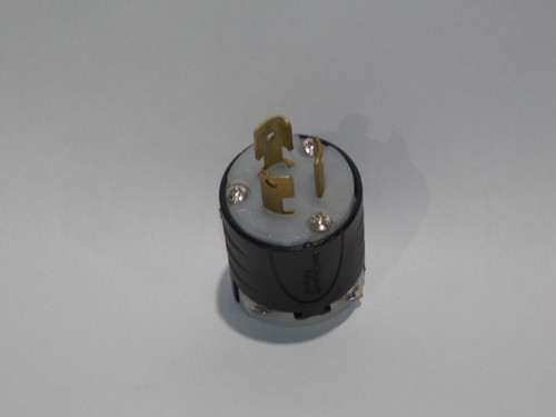 Male Three Prong, Twist Lock Connector, Part # 7109-301
