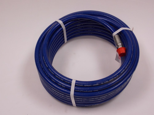 """Airless Hose, 1/4"""" ID x 50', 6170PSI MWP - Part # 400-125 (Call to order)"""