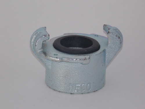 """Tank Coupling, Plated Iron, 1-1/4"""" Thread - Part # 13PLSB1"""